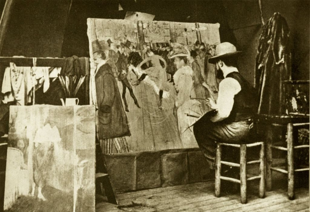 Mostra Toulouse Lautrec Catania