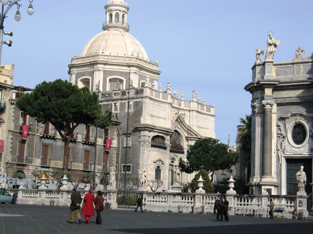 La Badia Di Sant Agata La Terrazza Sul Barocco Di Catania