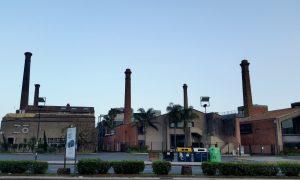 Ciminiere. Catania