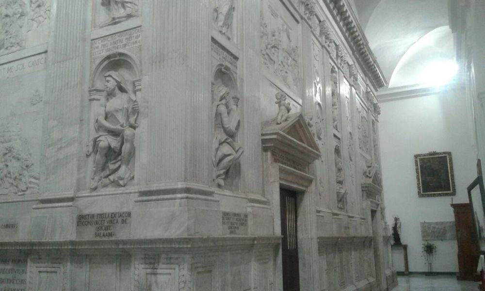 Rivestimento Esterno Della Casa Di Loreto