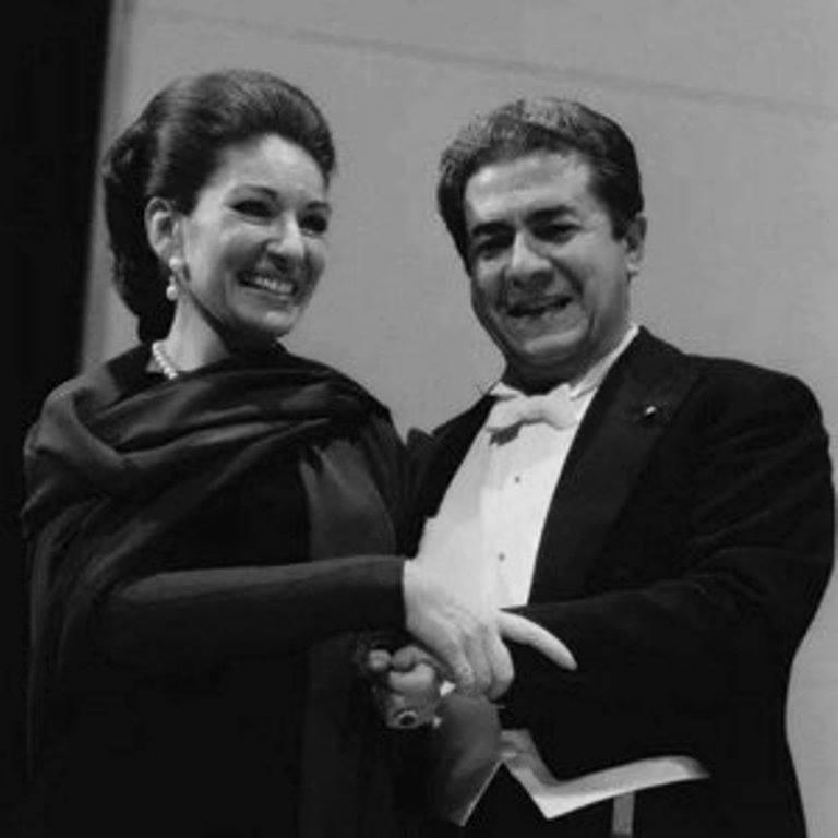 La coppia Del Bel Canto