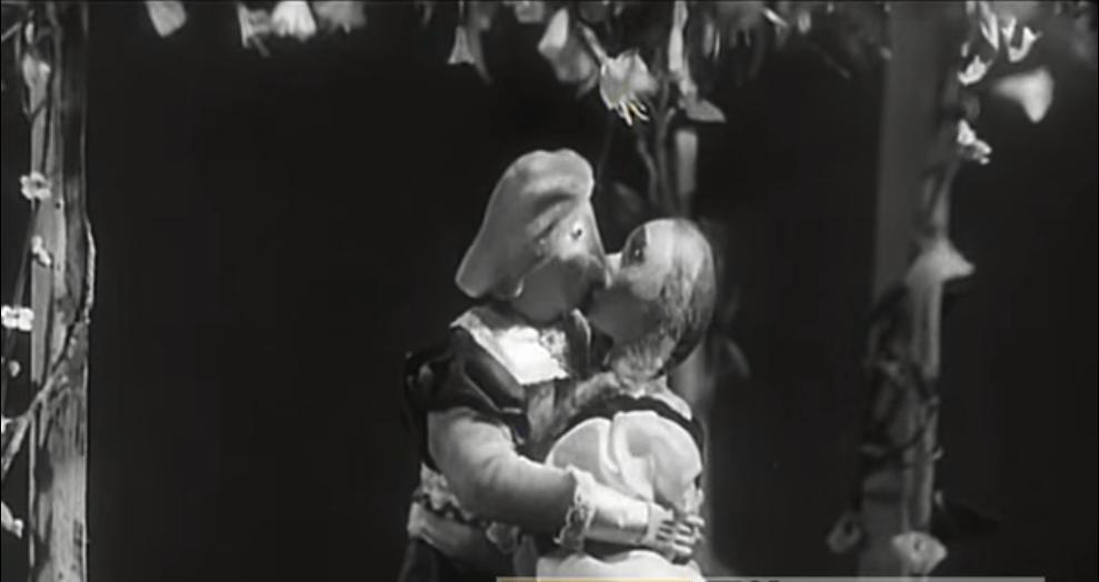 Teste di legno, Ugo Saitta, 1939