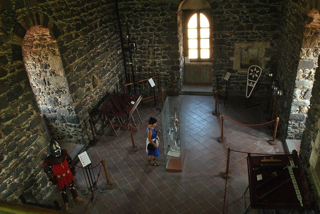 Viaggio Nel Tempo Dentro Il Castello