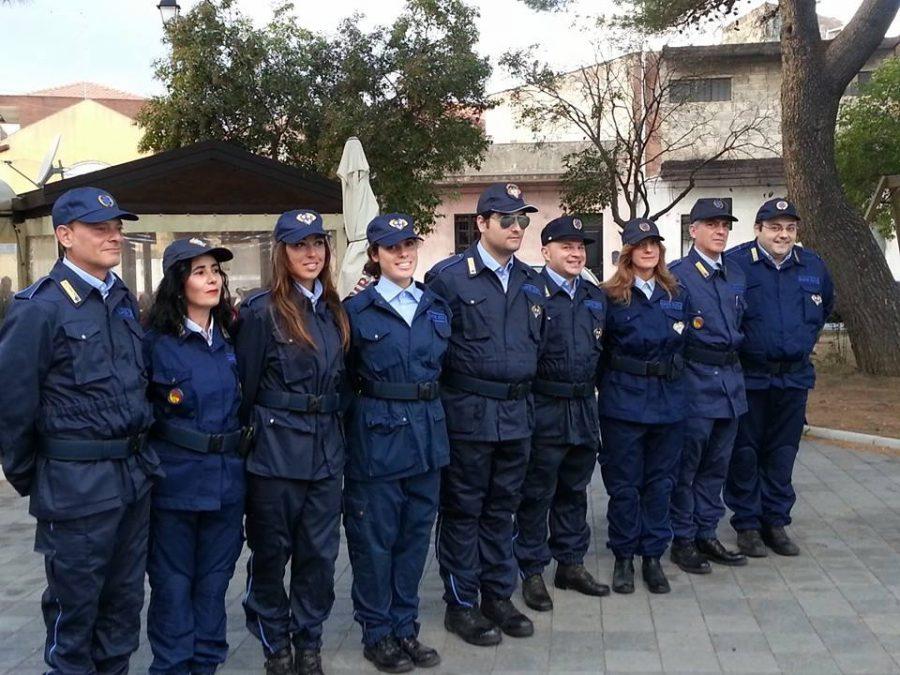 I volontari e le Guardie Zoofile dell'E.N.P.A. sezione di Catania