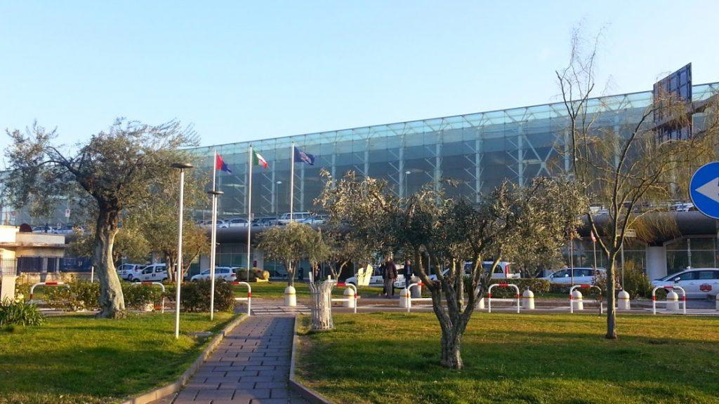 Aeroporto Fontanarossa di Catania