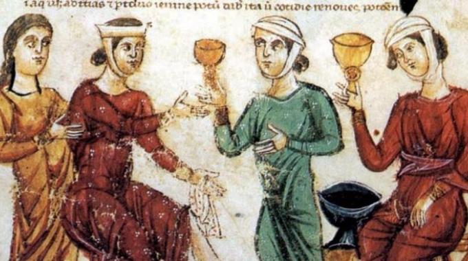 Il ruolo delle medichesse in Italia. Fonte: www.cinquecolonne.it