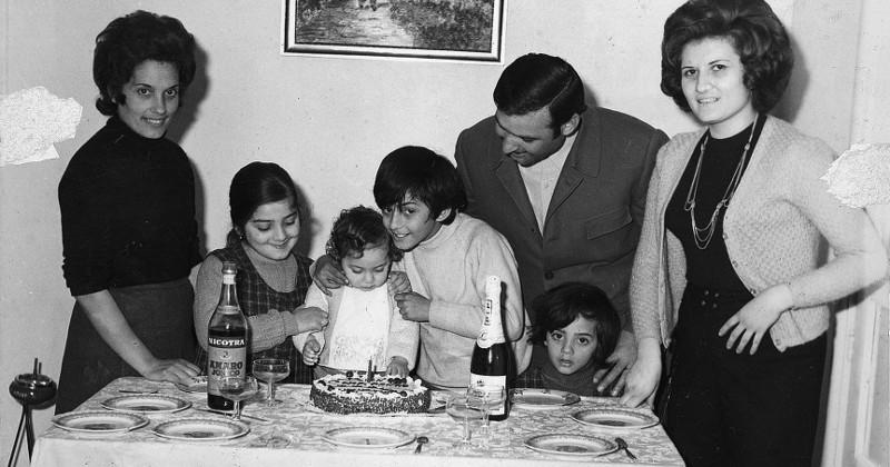 La famiglia Fiorello trascorre molti anni tra Augusta e Catania