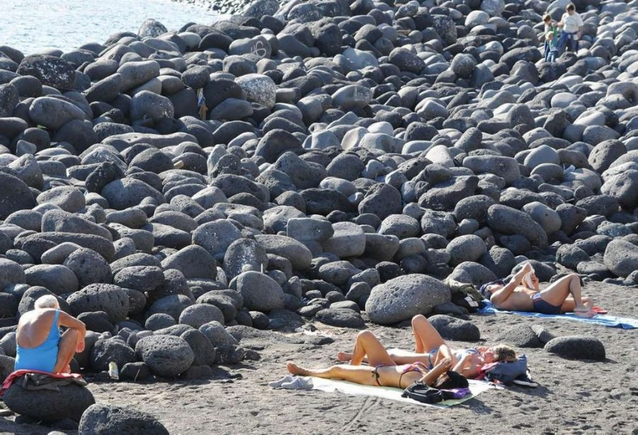 La spiaggetta di San Giovanni Li Cuti. Fonte foto: lasicilia.it