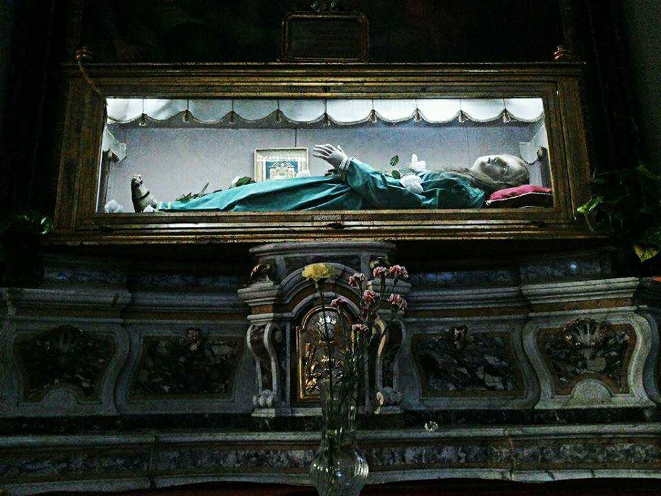 Urna Sant'agata