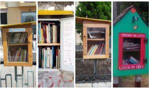 Biblioteche all'aperto