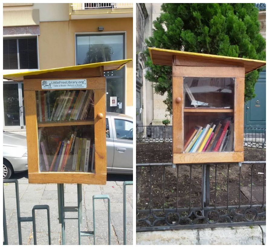 Little Free Library Acireale