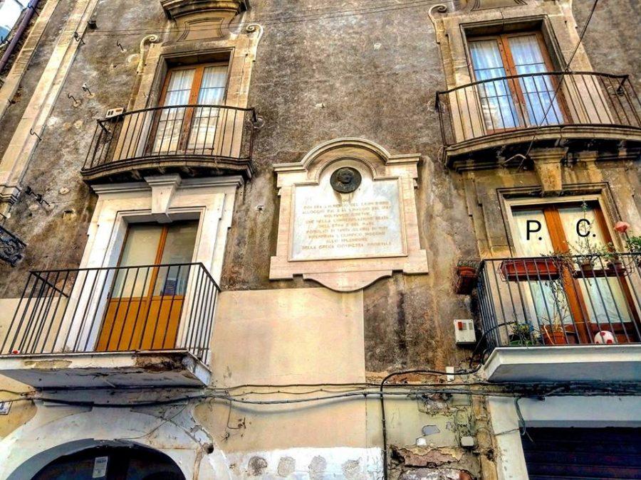 Il Leone d'Oro in via San Martino. Foto di: Giuseppe Costanzo