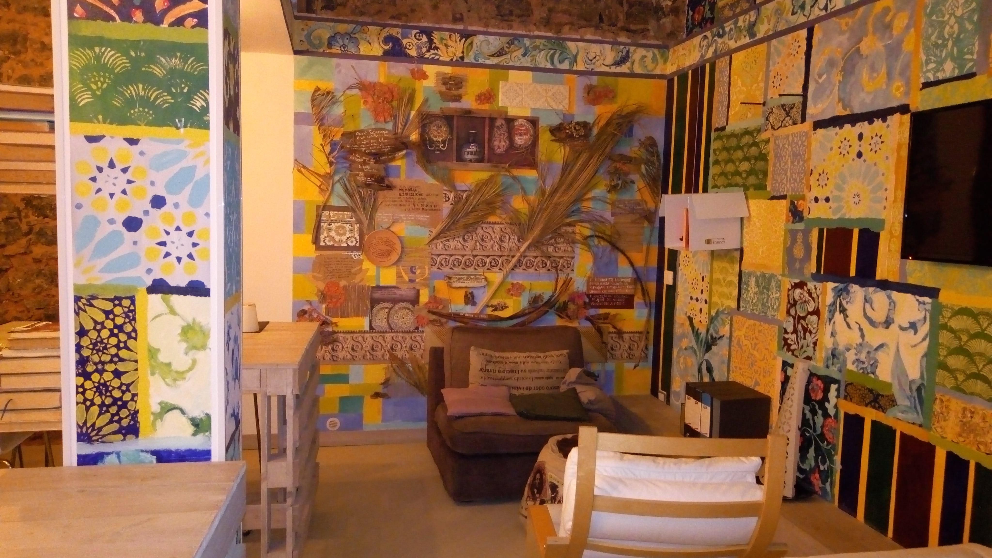 Le pareti Orient Experience 4