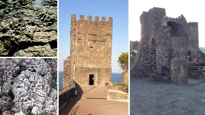 Il Castello di Aci Castello venne costruito dai Normanni sulla rupe per renderlo inespugnabile