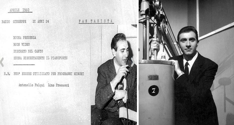 Pippo Baudo ha totalizzato 59 anni di presenza nella Tv italiana