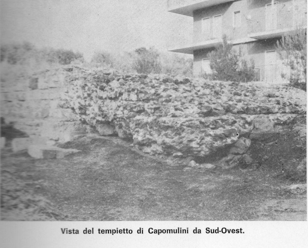 Rudere Capo Mulini