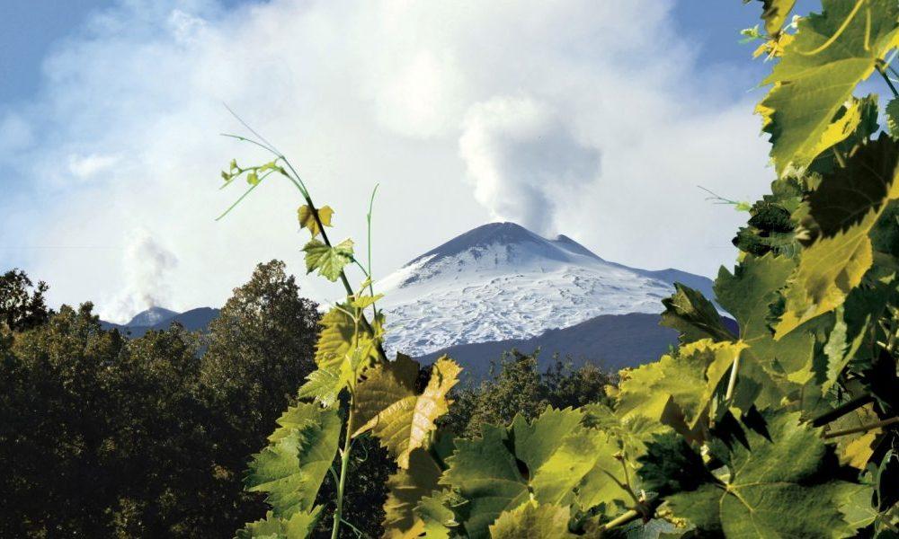 Un vulcano incredibile l'Etna, strada del vino dell'Etna