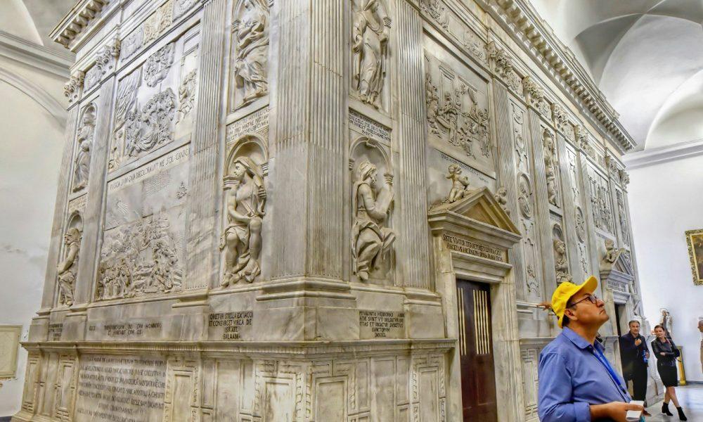 Chiesa Madonna Dell'aiuto E Santuario Di Loreto