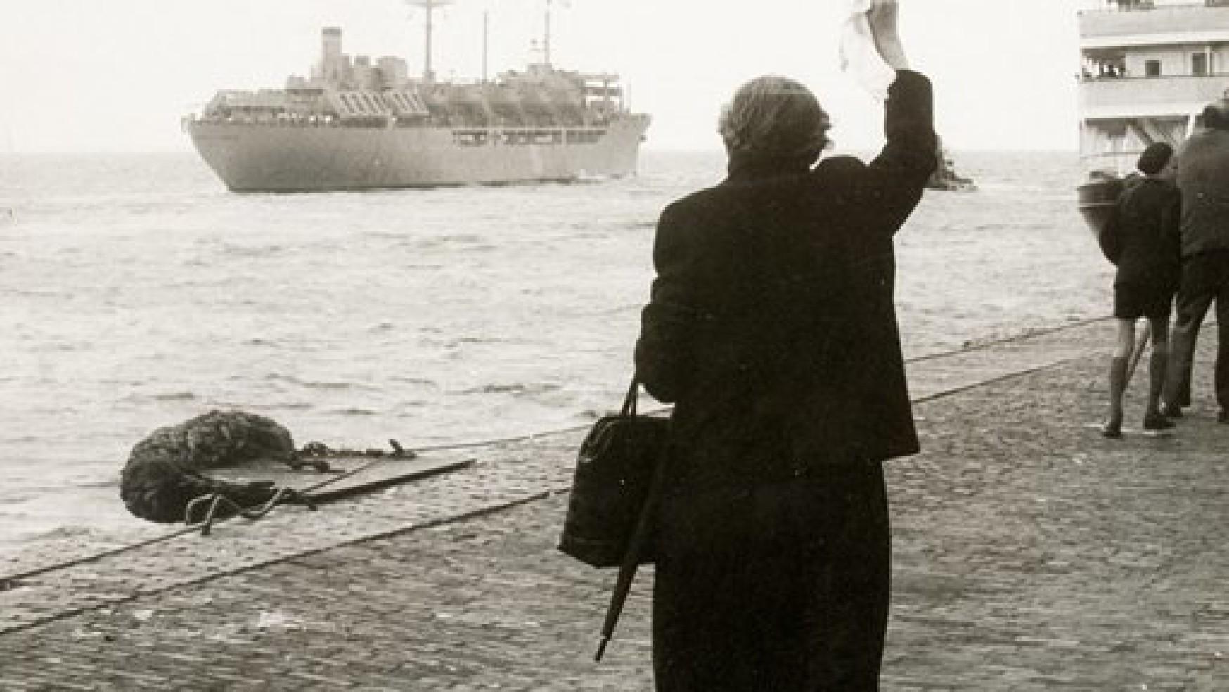 Catania e il mare, storie di addi e di benvenuti