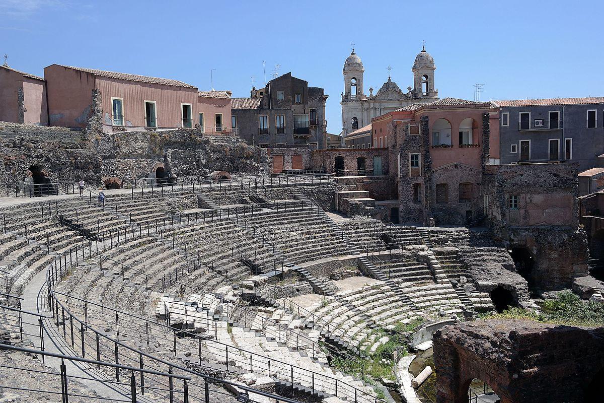 Catania Teatro Romano