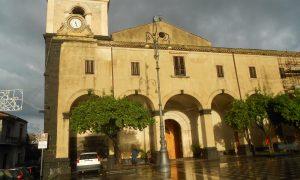 Santuario della chiesa di Valverde