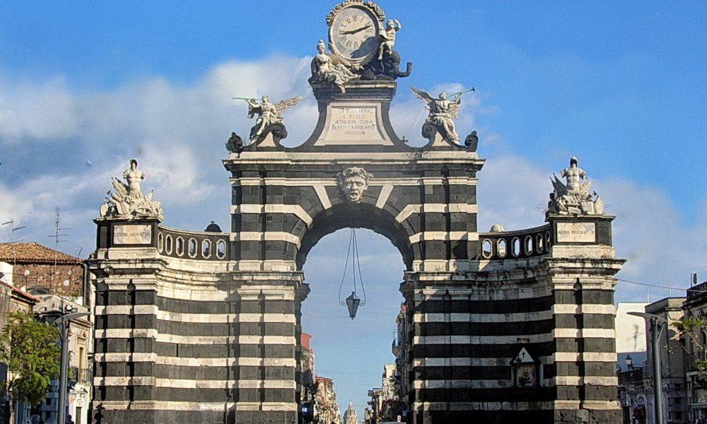 Il Fortino Porta Garibaldi Catania