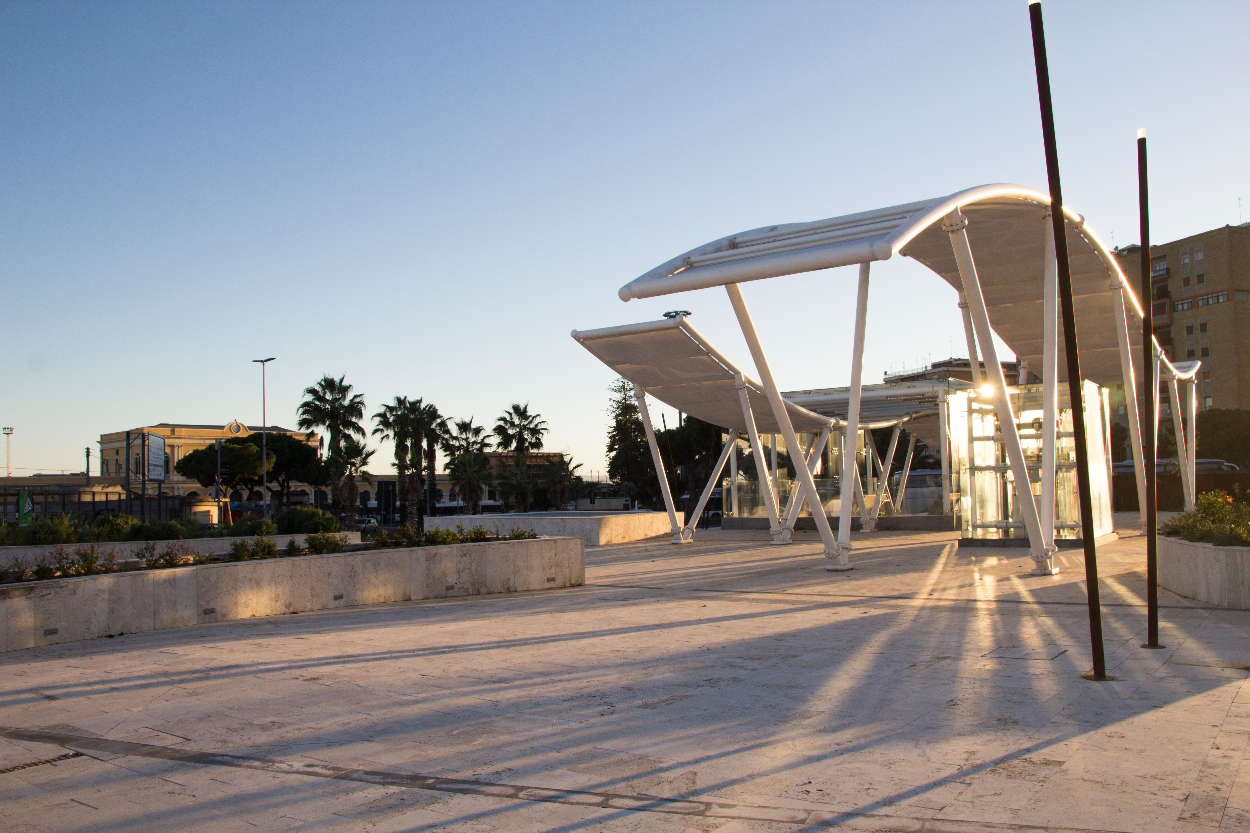 Metropolitana Stazione Centrale Catania (1)