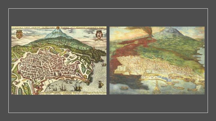 la storia del porto di Catania