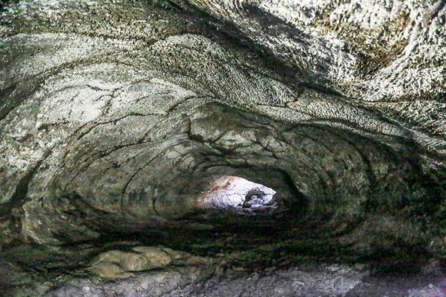 La Grotta dei Lamponi. Fonte foto: CamminoIn - Dario Sirna