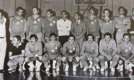 Pallavolo Catania: foto della mitica squadra della Paoletti