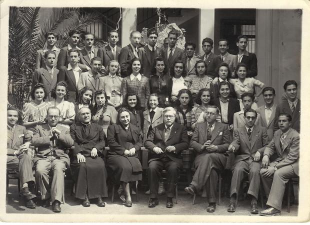 liceo Cutelli nel 1940