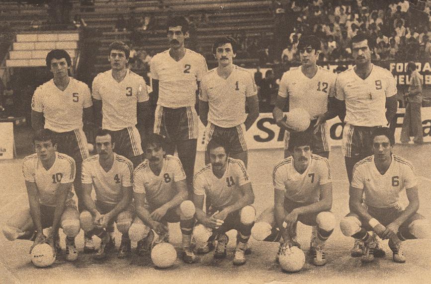 Pallavolo Catania la sfida ai Mondiali del 1978