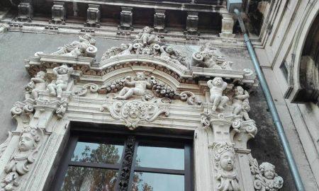 Dettagli Palazzo Biscari