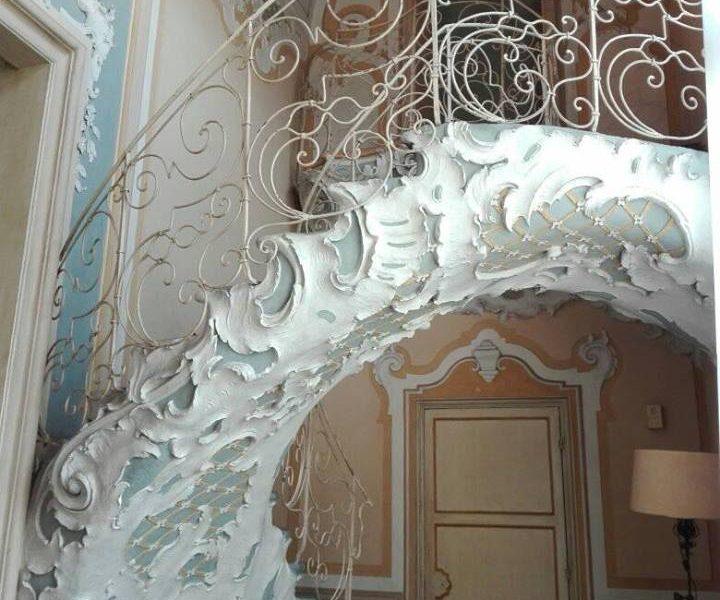 Scalinata Palazzo Biscari