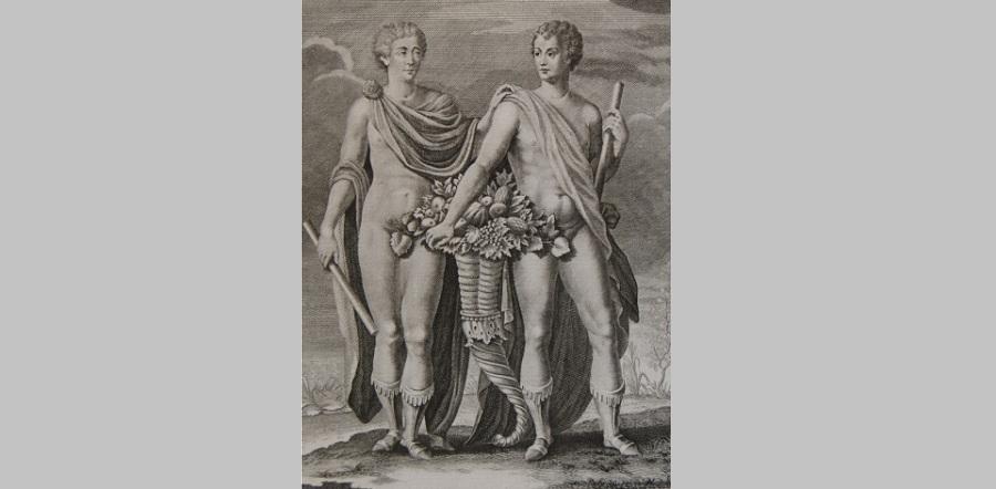 Gli dei Palici, figli della Ninfa Etna. Fonte foto: Sicilia Fan