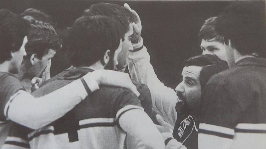 Carmelo Pittera allenò la pallavolo Catania