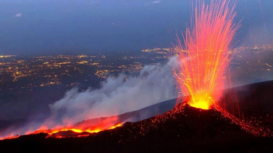 Etna. Fonte foto: LiveUnict - LiveUniversity