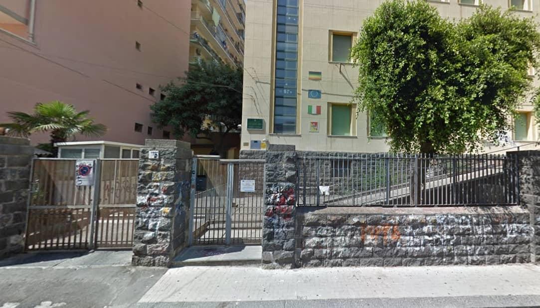 Liceo Cutelli entrata principale