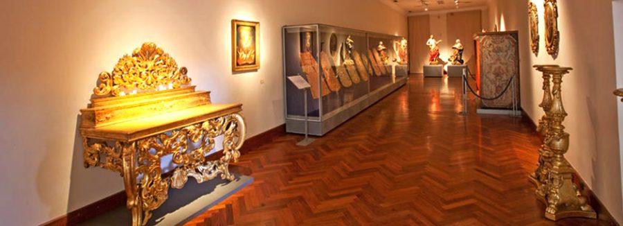 Museo Diocesano a Catania.