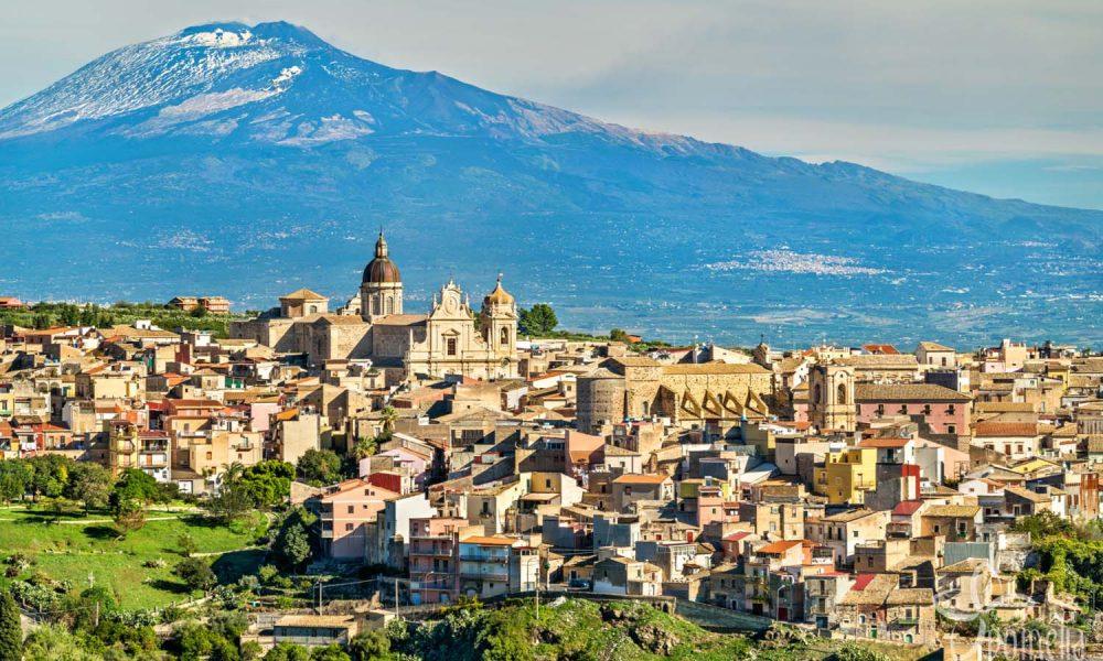 Terremoti a Catania. Fonte foto: Case Vacanze Pomelia