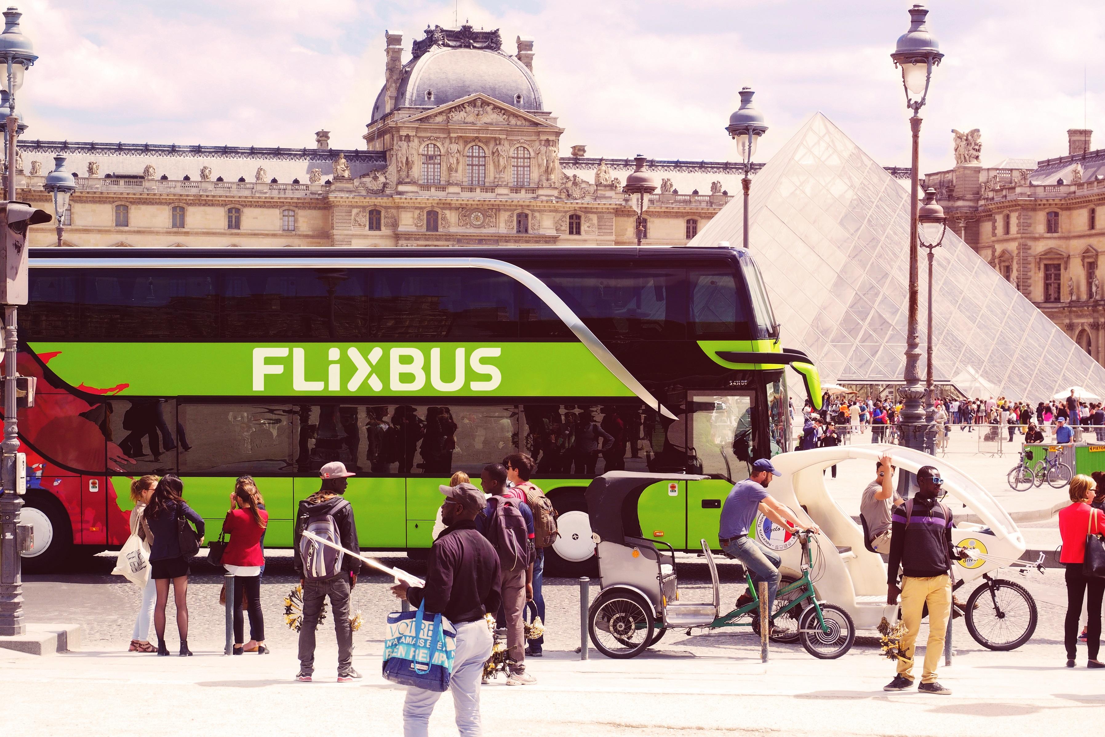 FlixBus Europa