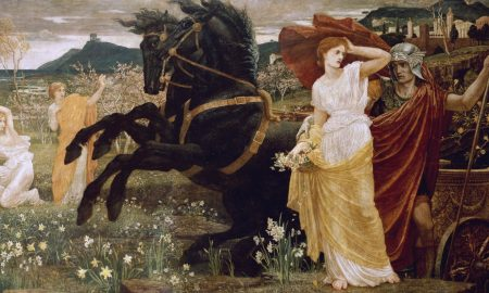 The Fate Of Persephone, 1877 (oil & Tempera On Canvas)