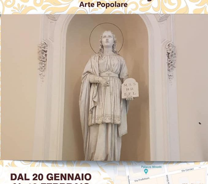 Mostra Cimeli Agatini 2019
