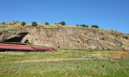 l'area archeologica di Palikè tra mito e storia