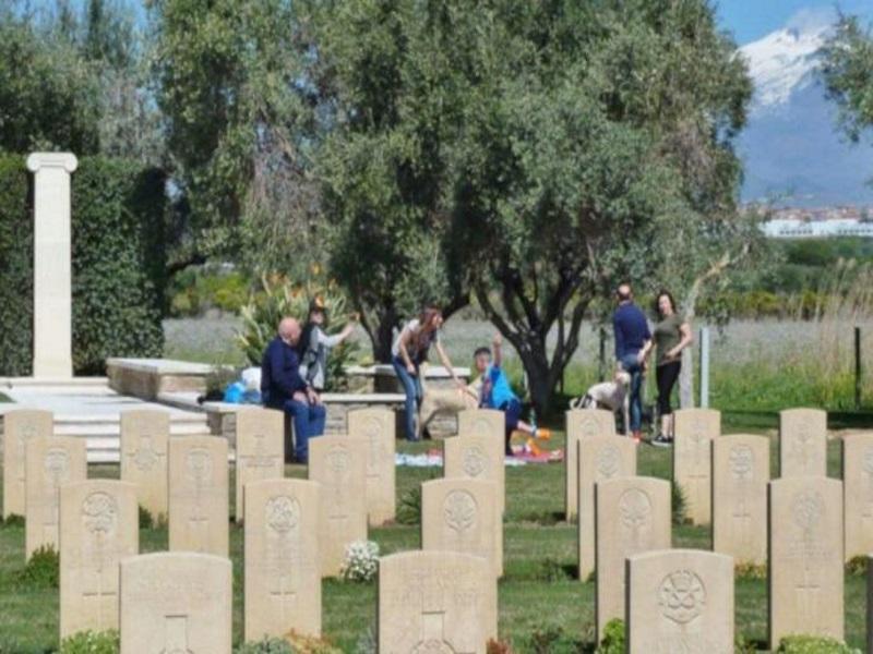 Picnic Al Cimitero