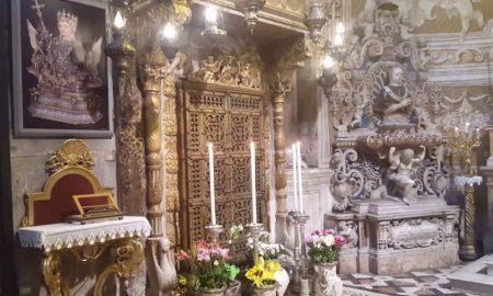 Apertura Straordinaria Sacello Di Sant'agata