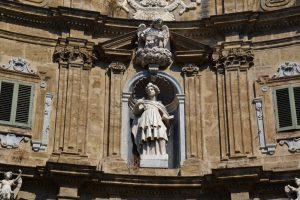 Sant'Agata a Palermo - Quattro Canti