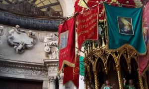 Candelora In Via Vittorio Emanuele