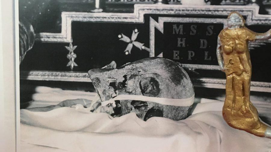Il 3 febbraio del 1963, secondo quanto riportato dal Bollettino Ecclesiastico dell'Arcidiocesi di Catania, è stata effettuata l'ultima ricognizione sul busto reliquiario della Santa Patrona, nonché del teschio di Agata. Foto: LiveUniversity