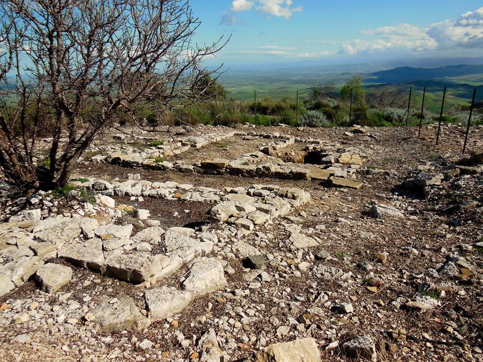 Monte Iudica, interesse archeologico
